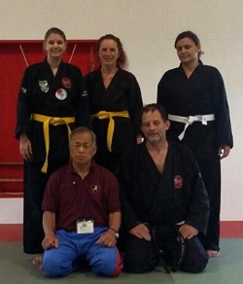 K Shigeru 7 Dan Judo